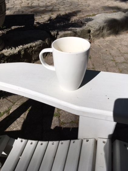Blog Photo - Garden Mug on Chair
