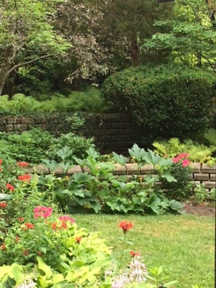 Blog Photo - Garden Walls two levels