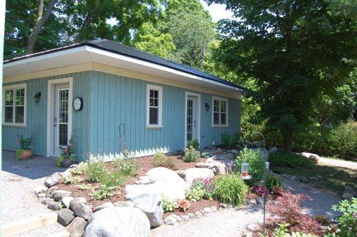 Blog Photo - Carol Garden coach house beautiful exterior