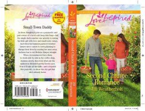 Blog Photo - Jill Weatherholt Second Chance Romance - Cover