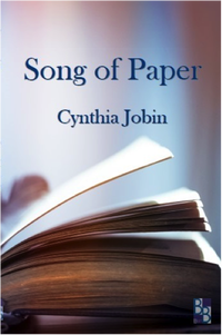 Blog Photo - Book cover of cynthia Jobin book Song of Paper