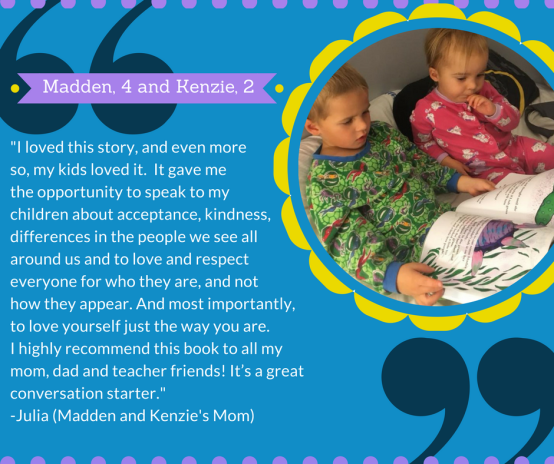 Blog Photo - Myrtle Readers Madden and Kenzie and mother's review