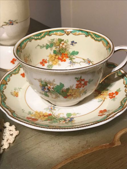 Blog Photo - Anne's dish set cup and saucer