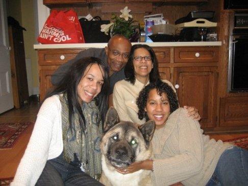 Blog Photo - Reyes-Grange family with Kinu