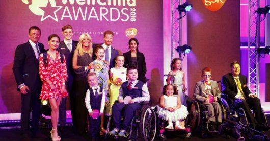 Blog Photo - Credit WellChild Awards
