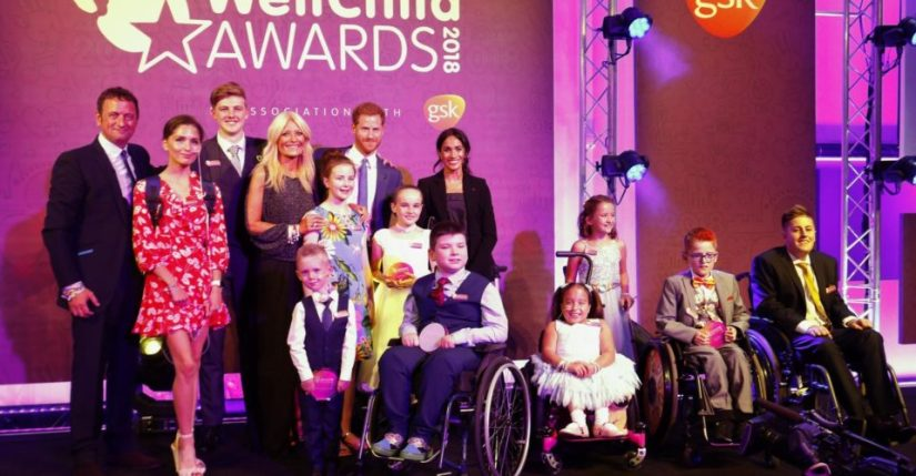 Blog Photo - Credit WellChild Awards