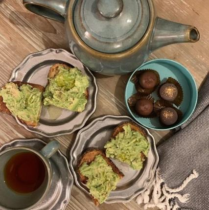 Blog Photo - MM favourite snack - avocado