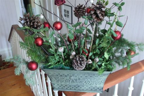 Blog Photo - Christmas Arrangement