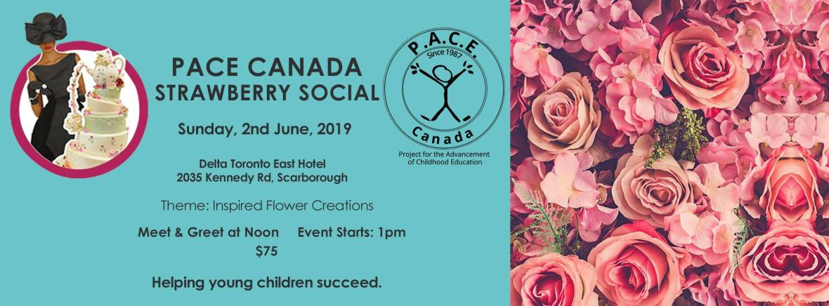 Blog Photo - PACE Strawberry Social