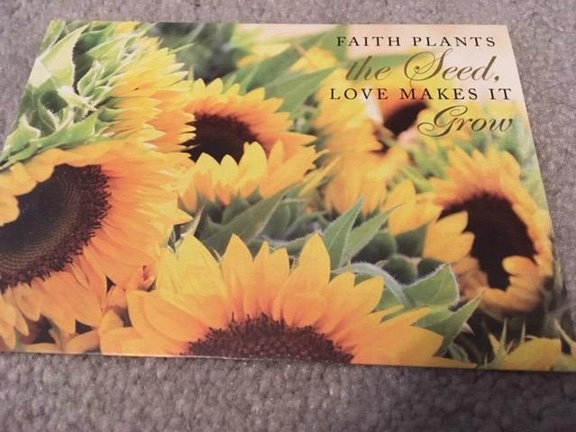 Blog Photo - Greeting Card - Faith
