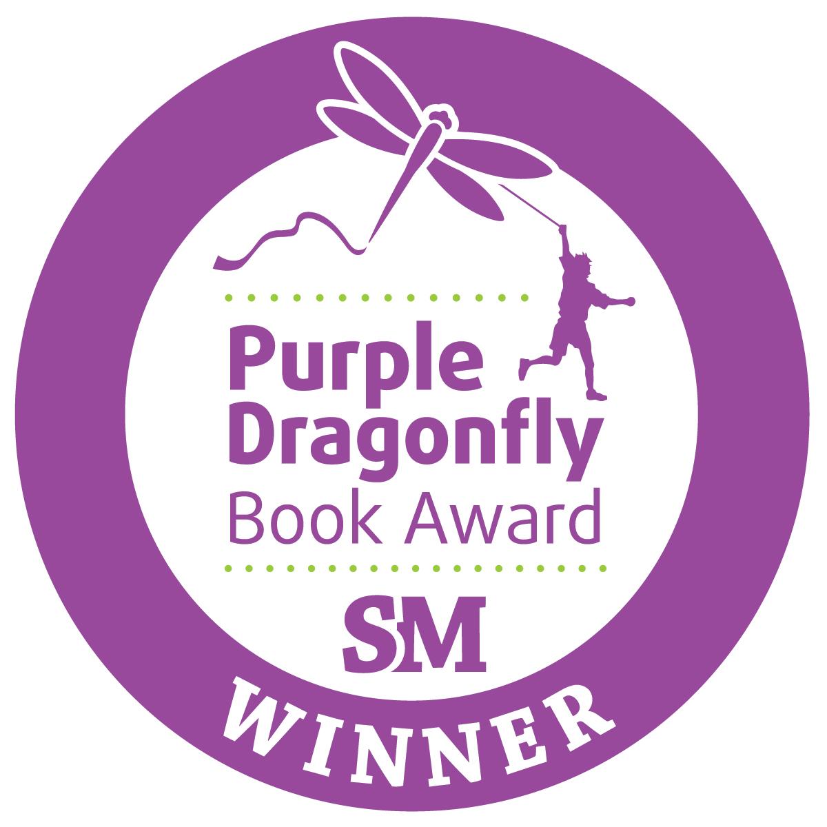 Myrtle - Purple Dragonfly Book Award