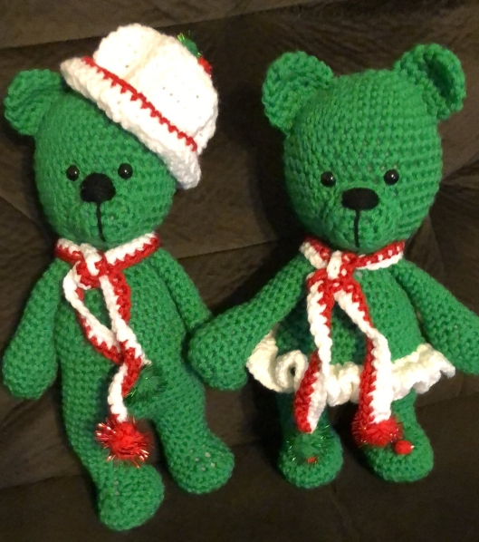 Blog Photo - Darcy's green bears