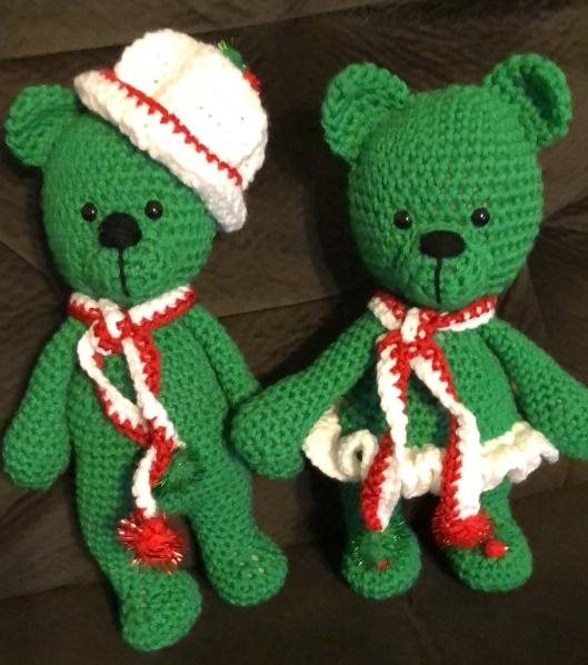 Blog Photo - Darcy's green bears