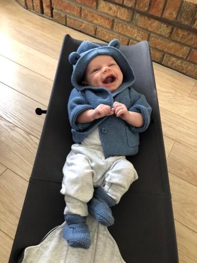 Blog Photo - VV at 2 months