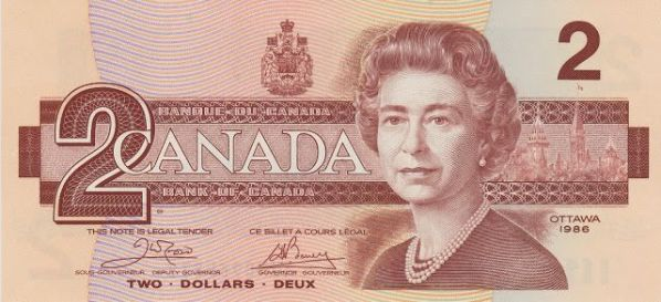 Blog Photo - QE on Canadian money 3