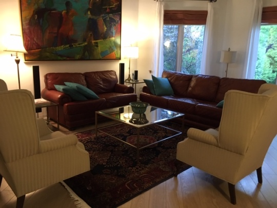 Blog Photo - Baby story tidy living room