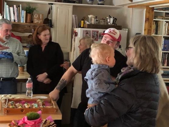 Blog Photo - Birgit Book luanch gathering 2