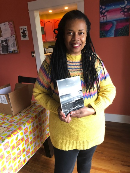 Blog Photo - Annette with Book
