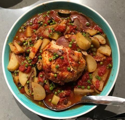 Blog Photo - Cauliflower dish2