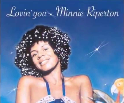 Blog Photo - Minnie Ripperton Album Cover Lovin' You