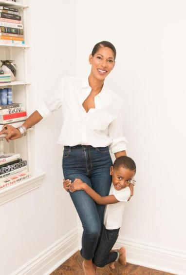 Blog Photo - Kendra francis and son